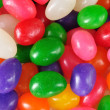 Colorful Jelly Beans — 图库照片