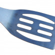 Stainless Steel Spatula — Stock Photo