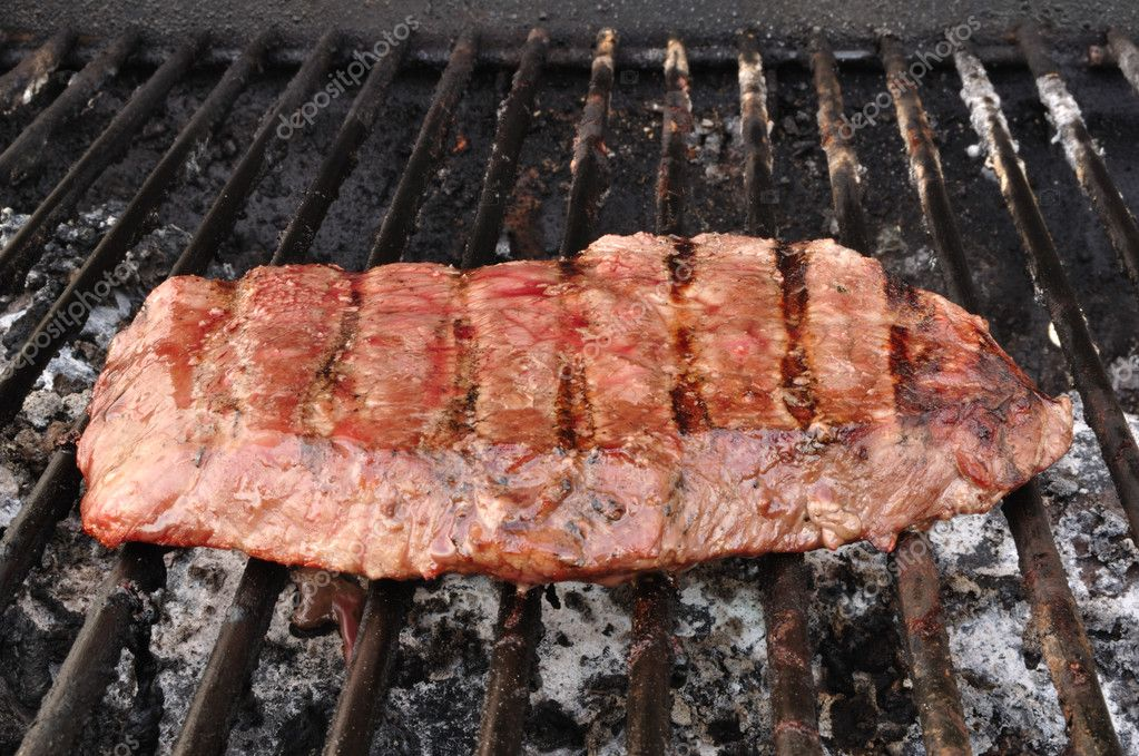 how to make top sirloin steak on the grill