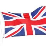 British Flag — Stock Photo #6633821