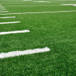 Sideline on AmericFootball Field — Foto Stock #6642428