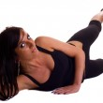 Fitness woman — Stock Photo #5585408