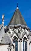 Royal courts of justice — Stock Photo