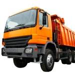 Dump truck — Stock Photo #5773205