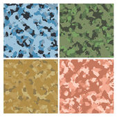 Military camouflage — Stock Photo