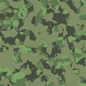 Green military camouflage — Stock Photo