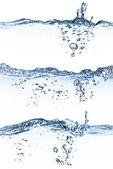 水溅集 — 图库照片