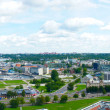 Panorama view of Tallinn — Stock Photo
