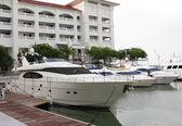 Luxurious Boats — Stock Photo