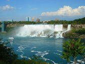 Niagara falls, Ontario, Canada — Stock Photo