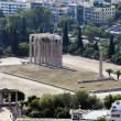 Temple of the Olympian Zeus, Athens, Greece. — Stock Photo