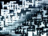 Abstract metal — Stock fotografie