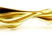 Oro líquido — Foto de Stock