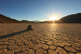 Beautiful Landscape in Death Valley National Park, California — Stok fotoğraf