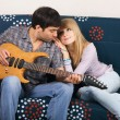 Romantic young couple — Stock Photo #5725990