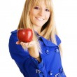 An apple a day — Stock Photo #5726496