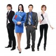 Business team — Stock Photo #5726728