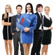 Royalty-Free Stock Photo: Business team