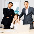 Successful business team — Stock Photo #5726873