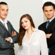Successful business team — Stock Photo #5726940