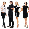 Young business - Foto Stock