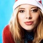 Christmas girl — Stock Photo #5727494