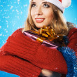 Christmas wonder — Stock Photo #5727500