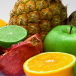 Group of fresh fruits — Stock Photo #5728877