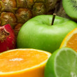 Group of fresh fruits — Stock Photo #5728878