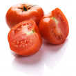 Ripe tomatoes — Stock Photo #5729232