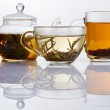 Different sorts of tea — Stock Photo