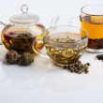 farklı tür-in çay — Stok fotoğraf