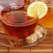 Sweet tea — Stock Photo