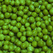 Green peas texture — Stock Photo