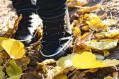 现代鞋 cloesup 照片 — 图库照片