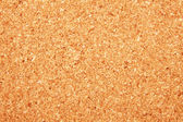 Corkboard texture closeup photo — Stock Photo