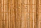 Bamboo pad texture — Stock Photo