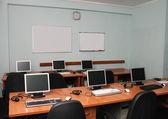 Office or training center interior — Stock Photo