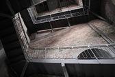 Obsolete stairway — Stock Photo