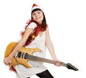 Christmas tunes — Stock Photo