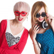 Lovely teenage girls — Stock Photo #5758540