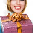Royalty-Free Stock Photo: Christmas happiness