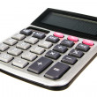 Stock Photo: Generic calculator