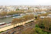 Seine nehri — Stok fotoğraf