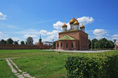 Orthodox Dormition Cathedral — Stock Photo