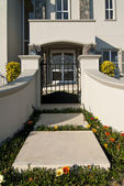 House exterior — Stock Photo