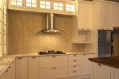 Interiores - cozinha — Fotografia Stock