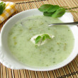 Sorrel soup — Stock Photo #5829264