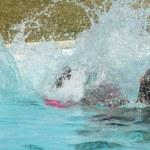 Big splash — Stock Photo #6477485