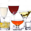 Alcohol drinks — Stock Photo #6635269